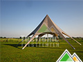 Stertent 14 meter polyester stof