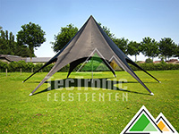 Stertent polyester 14 m
