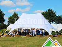 Stertent twin 10 m