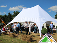 Stertent twin 12 m
