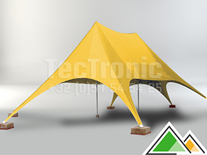 Stertent 14 m twin